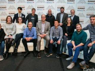 The GeekWire team