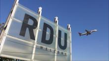 IMAGE: Pandemic grounds RDU expansion plans