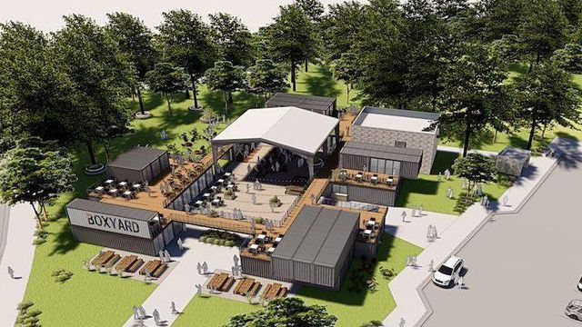 Beefing up its commitment to providing more retail and other amenities to Research Triangle Park, the Research Triangle Foundation is bringing a food and beverage complex to the Frontier Campus.