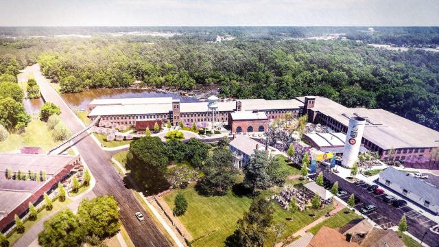 On the heels of its 200th anniversary, Rocky Mount Mills is getting a new lease of life. After more than a decade in the making, restoration on the main mill building is set to be complete this month.