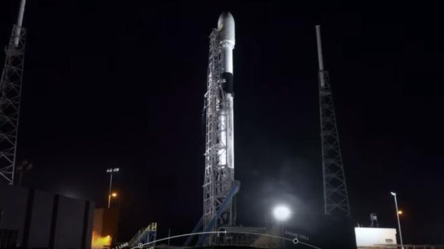 Watch a SpaceX launch tonight