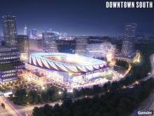 How big is Downtown South at $1.9B? 10 PNC Arenas, 20 RBC towers, even more than most pro stadiums