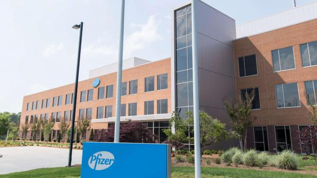 Gene therapy push bringing 300 jobs to Pfizer's Sanford