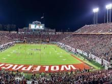 POWERHOME to install solar panels at NC State's Carter-Finley Stadium