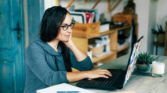 Momentum provides a way for individuals to stay digitally and socially connected while building their professional skills. (ILONA TITOVA/Big Stock Photo)
