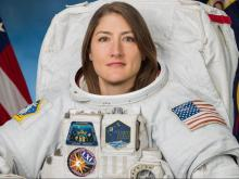 One-on-one with NASA astronaut and NC State grad Christina Koch