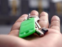 house keys, home ownership, homebuyer, renter