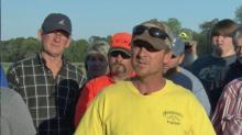 CSX Protesters in Johnston County