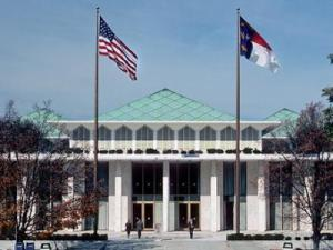 NC Legislative Building, Raleigh, NC