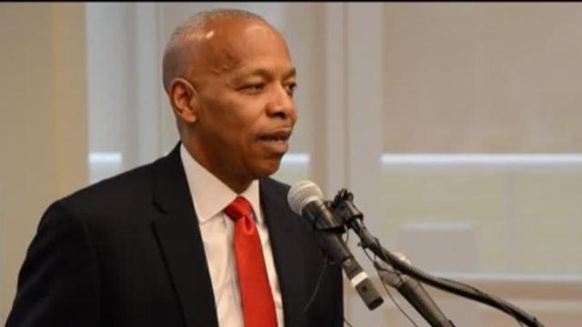 Winston-Salem State University chancellor