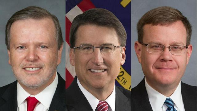 N.C. GOP Leaders