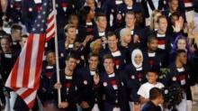 IMAGES: Editorial: Ibtihaj Muhammad celebrates our nation's diversity on Team USA