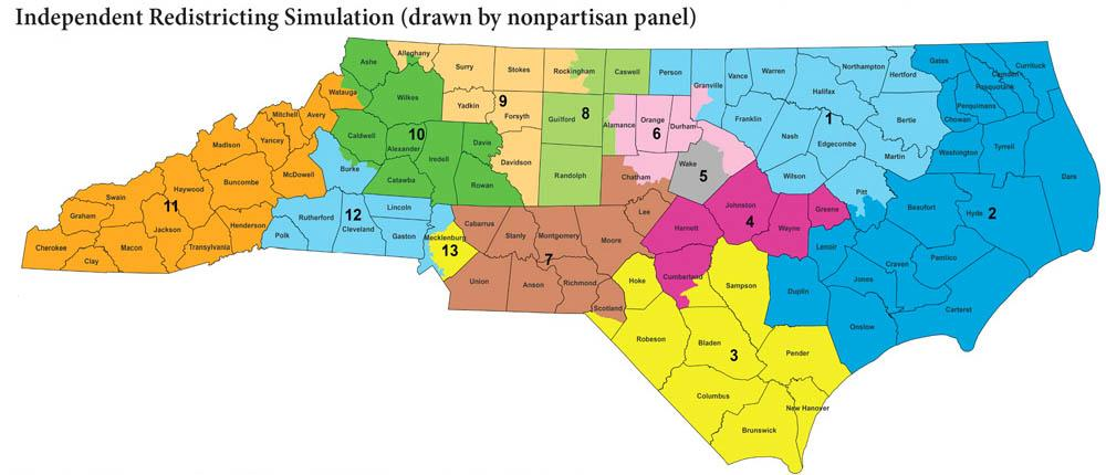 Simulated Redistricting: Congressional Redistricting Worksheet At Alzheimers-prions.com