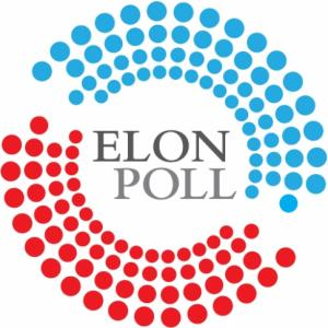 Elon University Poll logo