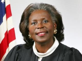 Former N.C.Supreme Court Justice Patricia Timmons-Goodson