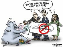 DRAUGHON DRAWS: Gerrymandering - Picture This!
