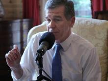 POLITICO MAGAZINE: Roy Cooper interview