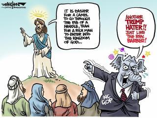 DRAUGHON DRAWS: Thus saith the ... N.C. GOP