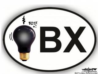 DRAUGHON DRAWS: 'Uh Oh!' B-X