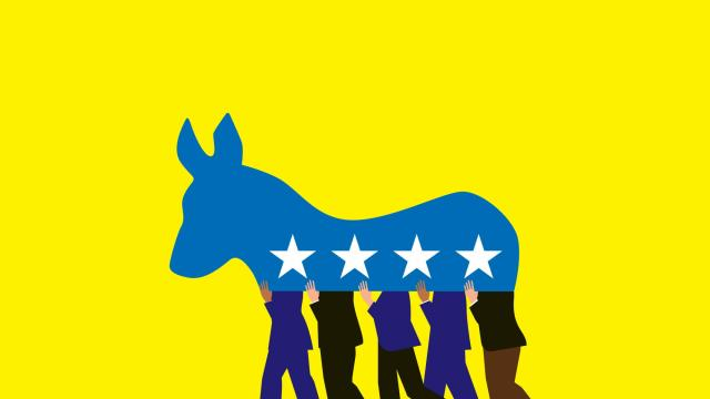 Forget the naysayers: The Democratic Party's roster of potential presidential candidates is full of promise. (Ben Wiseman/The New York Times)