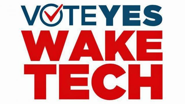 2018 Wake Tech Bonds