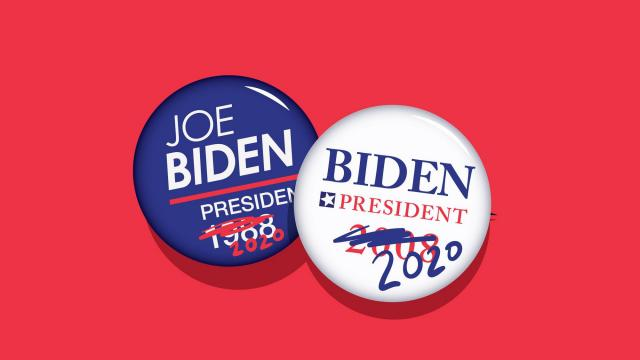 Joe Biden is impeccably qualified to be president of the United States, but ask Hillary Clinton how that worked out, writes Frank Bruni. (Ben Wiseman/The New York Times) — NO SALES; FOR EDITORIAL USE ONLY WITH NYT STORY BRUNI COLUMN BY FRANK BRUNI FOR DEC. 9, 2018. ALL OTHER USE PROHIBITED..