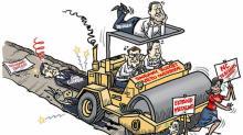 IMAGE: Editorial: Senators Alexander, Burgin, Horner & Jackson -- Time to step up!
