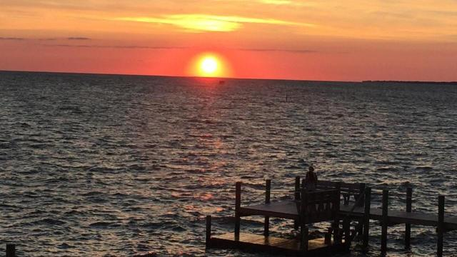Outer Banks Sunset (Photo courtesy of The Lost Colony)