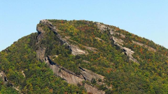 EARNHARDT-2 Hawksbill Mountain