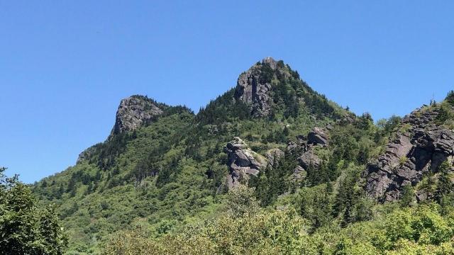 EARNHARDT-3 Grandfather Mountain