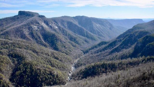 EARNHARDT-3 Linville Gorge
