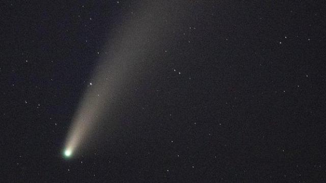 COMET NEOWISE-8