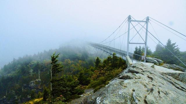 EARNHARDT-2 Grandfather Mountain bridge