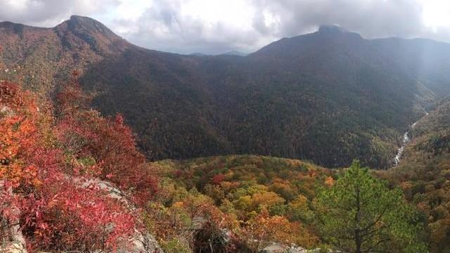 EARNHARDT-5 Blue Ridge Mountains