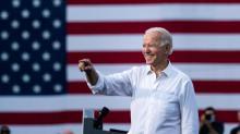 IMAGE: NBC/Marist poll: Biden leads Trump by six in North Carolina