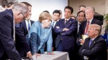 IMAGE: SERGE SCHMEMANN: Angela Merkel was underestimated, and it became her superpower