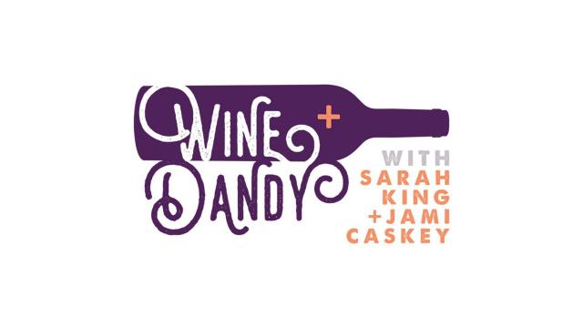 A podcast all about wine hosted by WRAL FM's Two Men and a Mom's Sarah King and Cornerstone's Jami Caskey.