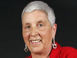 Kay Yow, legendary coach, NCSU Wolfpack Women's Basketball. Contributed photo.