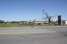 Sampson County storm photos, April 2011