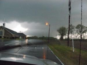 Bertie Co. Tornado Pictures