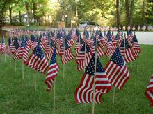 9/11 observances in NC