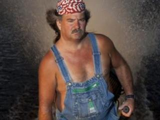 """COme out and see Bruce and his dog (Tyler) from History Channels """"Swamp People"""" on Friday(03/30) & Saturday(03/31) from 12-4pm each day for pictures & autographs."""