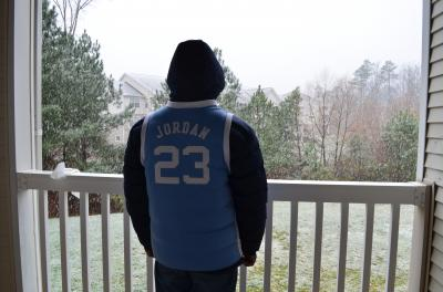 let there be snow on MJ's 50th Birthday!!!