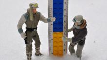 IMAGES: Your photos: Measuring up
