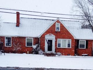2/11/14 Snowfall Newton Grove, NC 3pm Picture taken @ 300 Mt Olive Drive apoximately 3 1/2 inches @ 3 pm