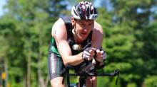 IMAGES: 2014: Cyclists tackle Ironman 70.3