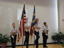 US, Triangle celebrate Veterans Day in many ways