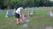 IMAGES: Memorial Day events honor those who died for our freedom