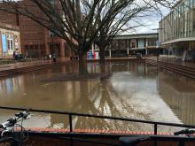 Viewer photos of flooding in the Triangle on Dec. 30, 2015.