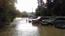 Edgecome county flood